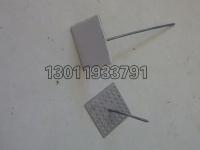 铝制不干胶保温钉组成成分